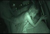 ABA-041 カーSEX●撮お宝映像 暗闇の山下公園赤外線覗き撮り